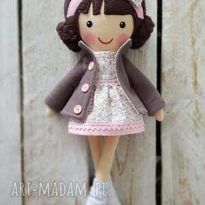 malowana lala milenka, lalka, przytulanka, prezent dla dziewczymki, zabawka