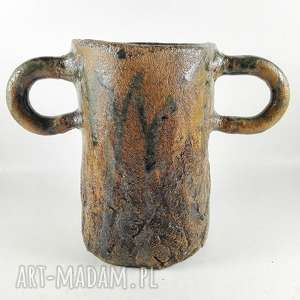 hand-made ceramika wazon ceramiczny