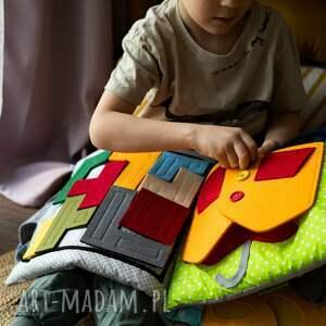 dla dziecka timosimo - książeczka sensoryczna quiet book przedszkolaków