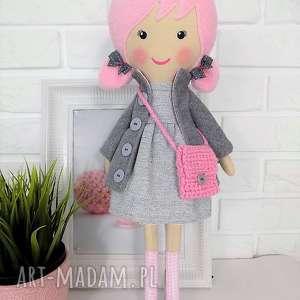 Prezent DUŻA LALA- AURORA, lalka, zabawka, przytulanka, prezent, niespodzianka