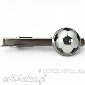 piłka nożna - spinka do krawata egginegg, sportowca