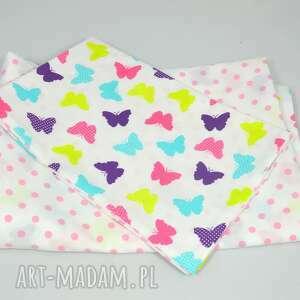 pokoik dziecka pościel niemowlaka magic butterflies, pościel, bawełniana, niemowlęca