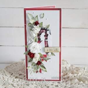 kartka ślubna w pudełku, 855, ślub, wesele, prezent na ślub
