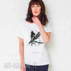 DRAGONFLY PAINTED Oversize T-shirt, oversize