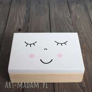 pudełko na zdjęcia 10 x 15 cm lub kredki - sleep, zdjęcia, album