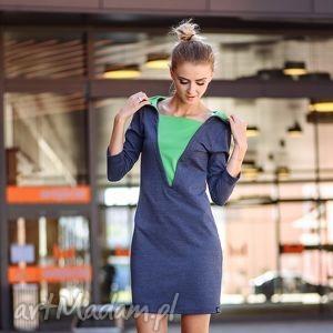 INVERS sukienka dresowa, sukienki