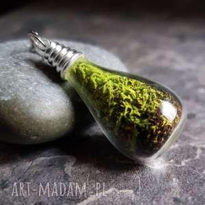 925 sterling ♥ mech ♥ naszyjnik część natury madamlili