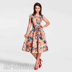 handmade sukienki sukienka marie midi magdalena