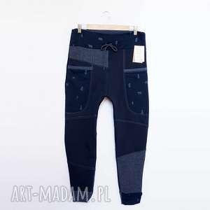ręcznie robione spodnie only one no 024 - spodnie damskie / s