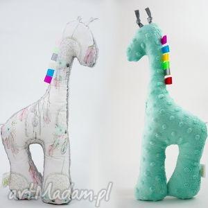 maskotki żyrafka łapacze mięta, żyratka, przytulanka dla dziecka