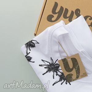 wyjątkowy prezent, horda koszulka w pająki, spider, pajak, rysunki koszulki