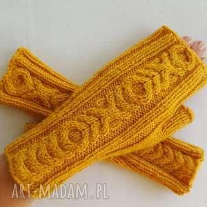 żółtenki, modne ciepłe
