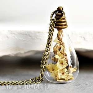 zatrwian brązowy łańcuszek - łańcuszek, natura, biżuteria, berlin