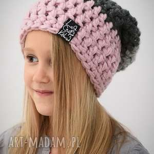 triquensik 14 - czapka, czapa, zima, zimowa, ciepła, dziecięca