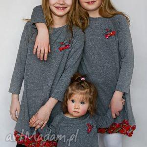 ubranka tuniki dziewczęce, tuniki, sukienki, folklorystyczne, dzieci, dresowe
