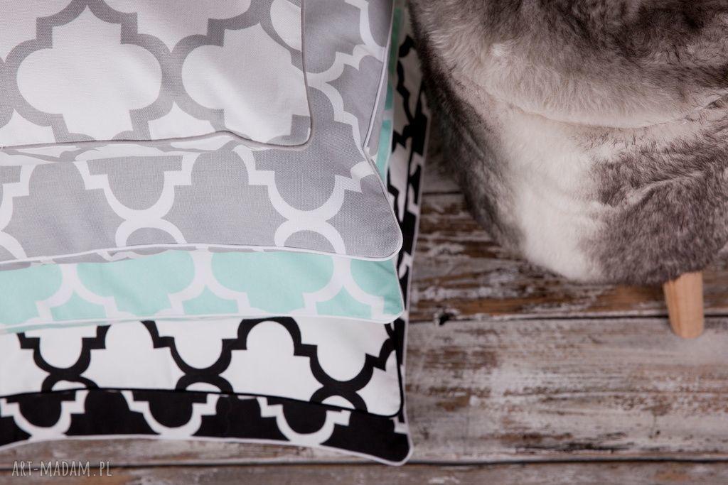 poduszki poduszka poszewka na poduszkę koniczyna
