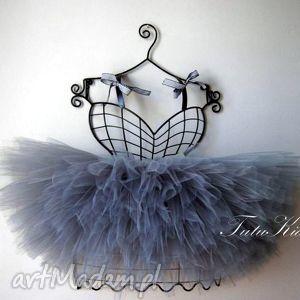 hand-made ślub spódniczka tiulowa tutu