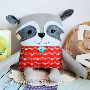 Psotny szop - alicja 39 cm maskotki maly koziolek szop