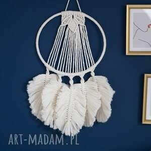 makrama - łapacz snów, makrama, dekoracje, łapacz, boho