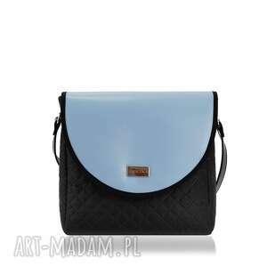TOREBKA PURO 1163 BLUE, torebka, puro, modna