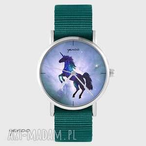 zegarek yenoo - jednorożec morski, nato, zegarek, pasek