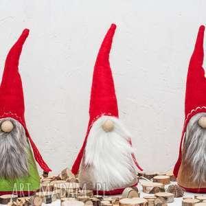 dekoracje skrzat świąteczny krasnal, skrzat, pokój-dziecka, gwiazdka, święta