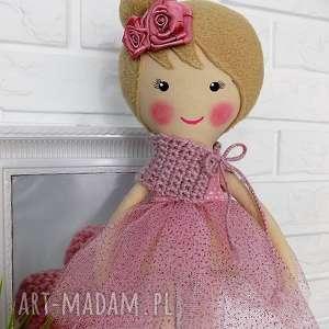 dollsgallery baletnica frozen rose, lalka, zabawka, przytulanka, prezent