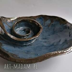 ceramika misa zakręcone czary mary, artystyczna, ceramiczna