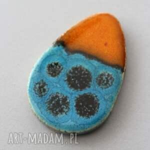 magnesy pisanka - magnes ceramiczny, wielkanoc, jajo, święta, koszyczek