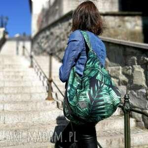 na ramię tropic hobo, torba worek, torebka ramię, pojemna