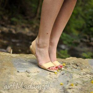 Sandały takie, że hej! , minimalistyczne, jucht, designerskie