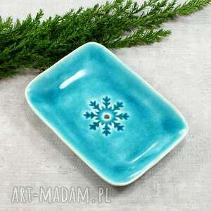 handmade pomysł na upominki święta zimowa mydelniczka