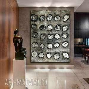 kamienna iluzja - obraz na płótnie