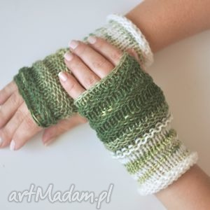 rękawiczki mitenki - rękawiczki, mitenki, welniane, dodatki