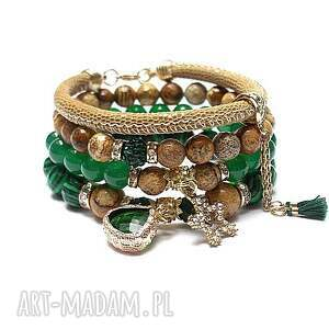 emerald and sand vol 4 /25 04 21/ - set, kamienie, minerały, zestaw, komplet