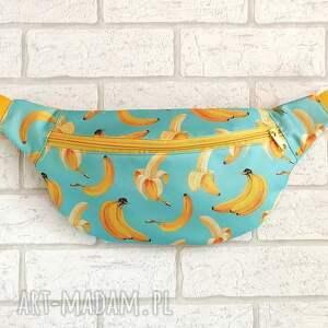 nerka bananowa, nerka, na lato, wodoodporna, banany, owoce