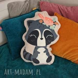 poduszka - przytulanka szop - poduszka, przytulanka, dziecko, prezent, babyshower