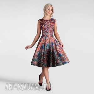 sukienki sukienka scarlett midi celestia