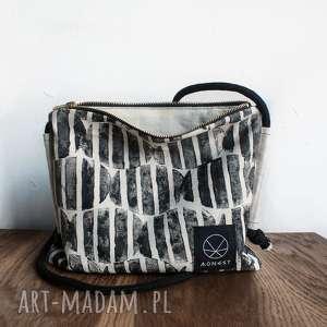 Mała torebka na ramię, mala-torebka, saszetka, ekologiczna, podreczna-torbka