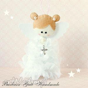 handmade aniołek stró&#380
