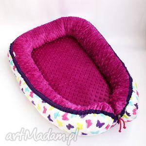 wyjątkowy prezent, kokon niemowlęcy, kokon, bawełna, dziecko, spanie, łóżeczko