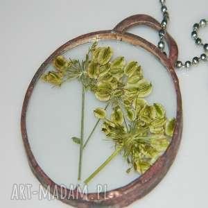 miedziany wisior, wisior miedziany, unikalna biżuteria, unikalny