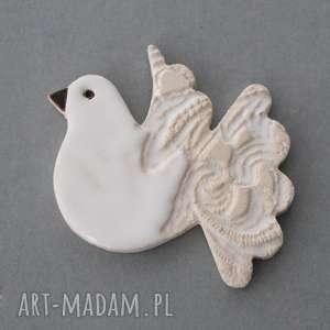 podziękowanie dla gości ceramika, magnes, podziękowanie, chrzest, komunia