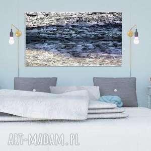 grafika na płótnie, krajobraz, 70 x 40, nowoczesny obraz ścianę do salonu