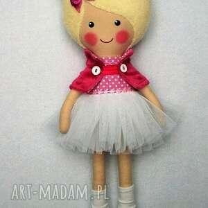 wyjątkowy prezent, baletnica blanka, lalka, zabawka, przytulanka, prezent