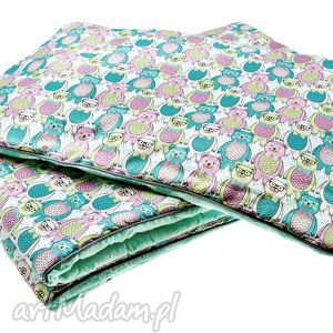 pokoik dziecka zestaw pościel do łóżeczka, pościel, łóżeczko, kocyk, minky, niemowle