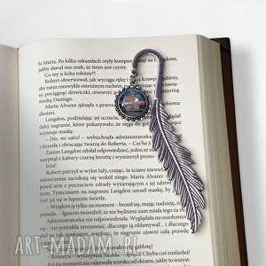 Zakładka do książki z drzewem mądrości - ,zakładka,książki,drzewkiem,symboliczne,prezent,