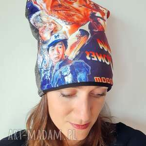 czapki czapka indiana jones, plakat filmowy, plakat, george lucas