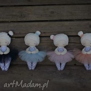 lalki laleczka baletnica, handmade, laleczka, tancerka, prezent