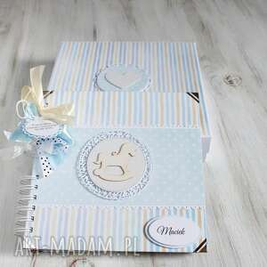 hand-made scrapbooking albumy